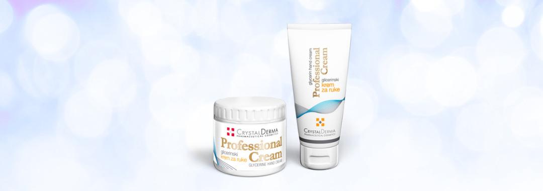 glicerinska krema - professional cream