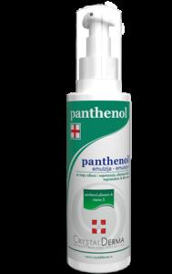 panthenol-emulizija