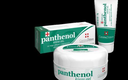 panthenol-krem