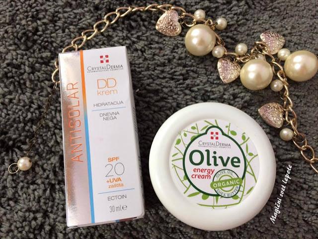 antisolar i olive krem