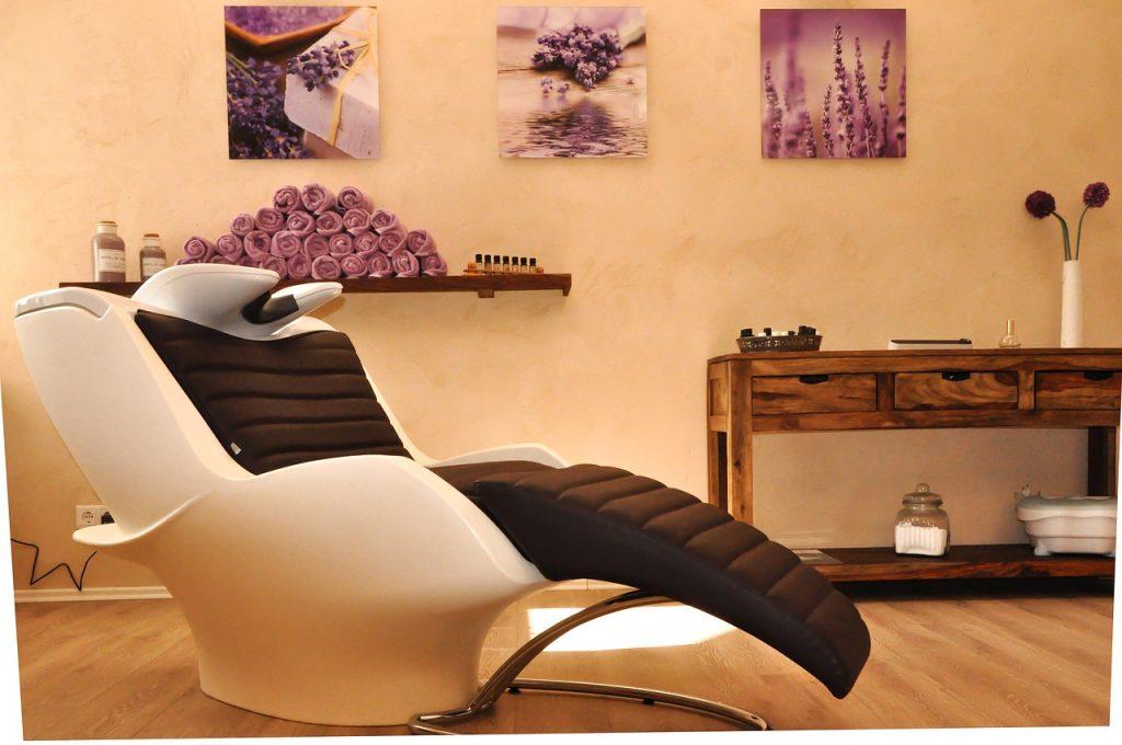 stolica frizerskog salona