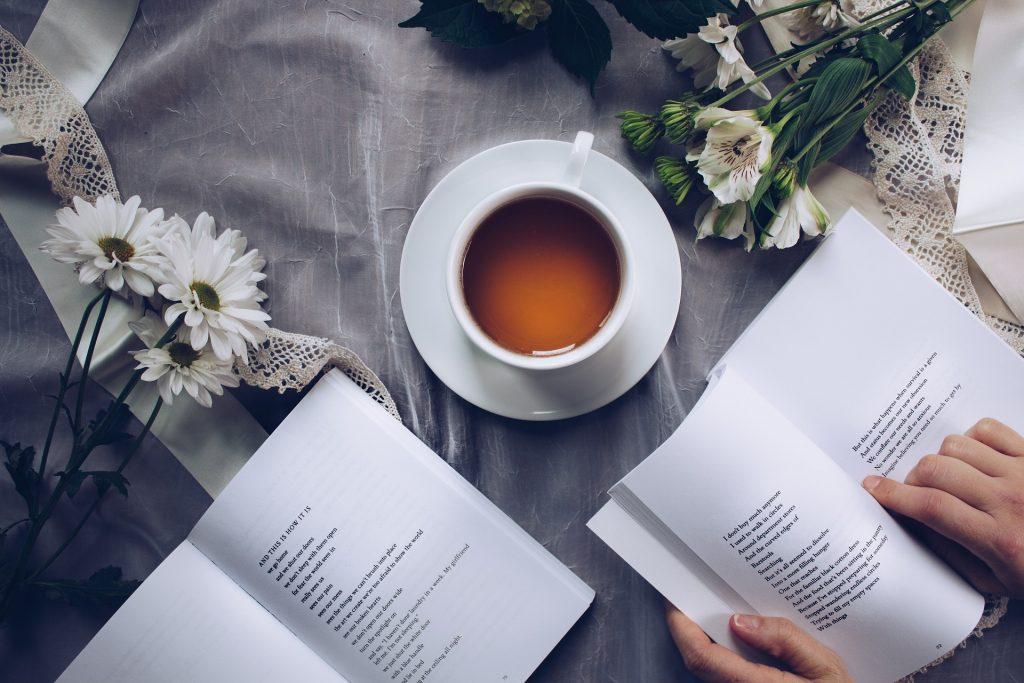 Knjige i caj