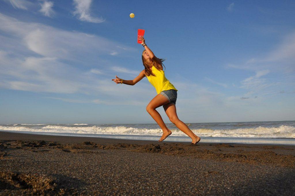 Igre na plazi