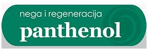 nega i regeneracija PANTHENOL
