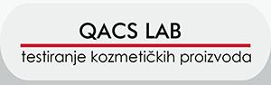 TESTIRANJE kozmetičkih proizvoda QACS LAB