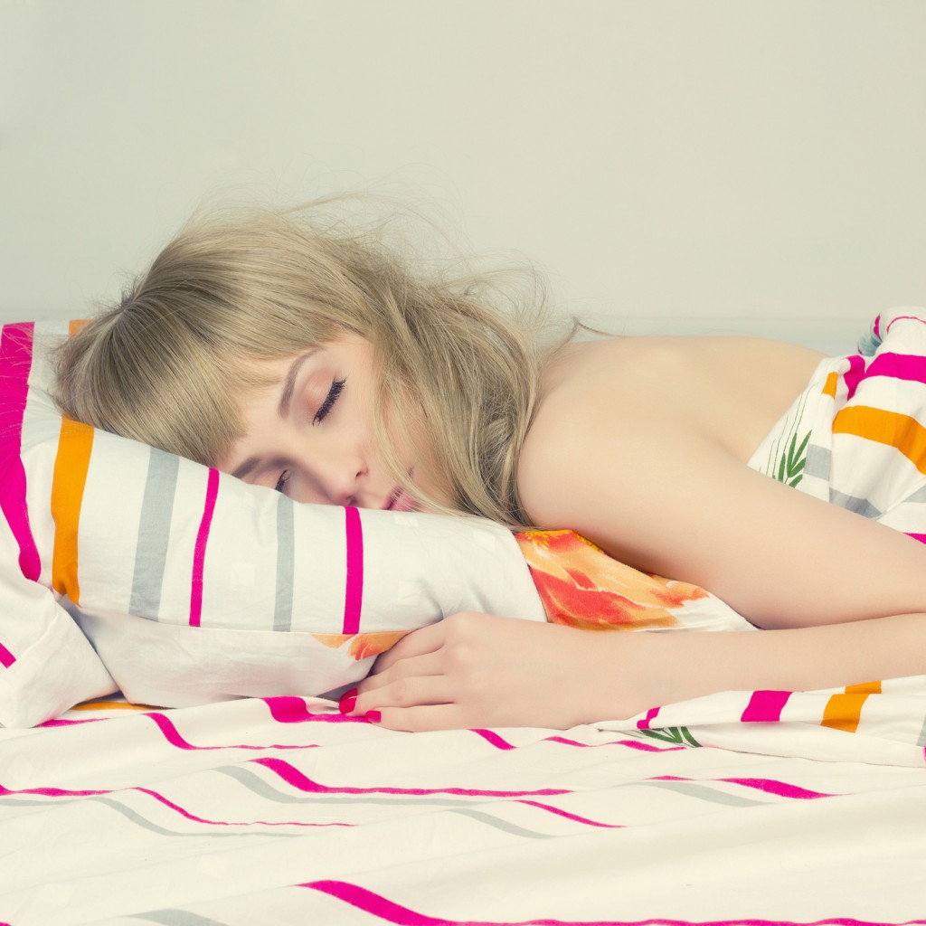 Spavanje sa šminkom