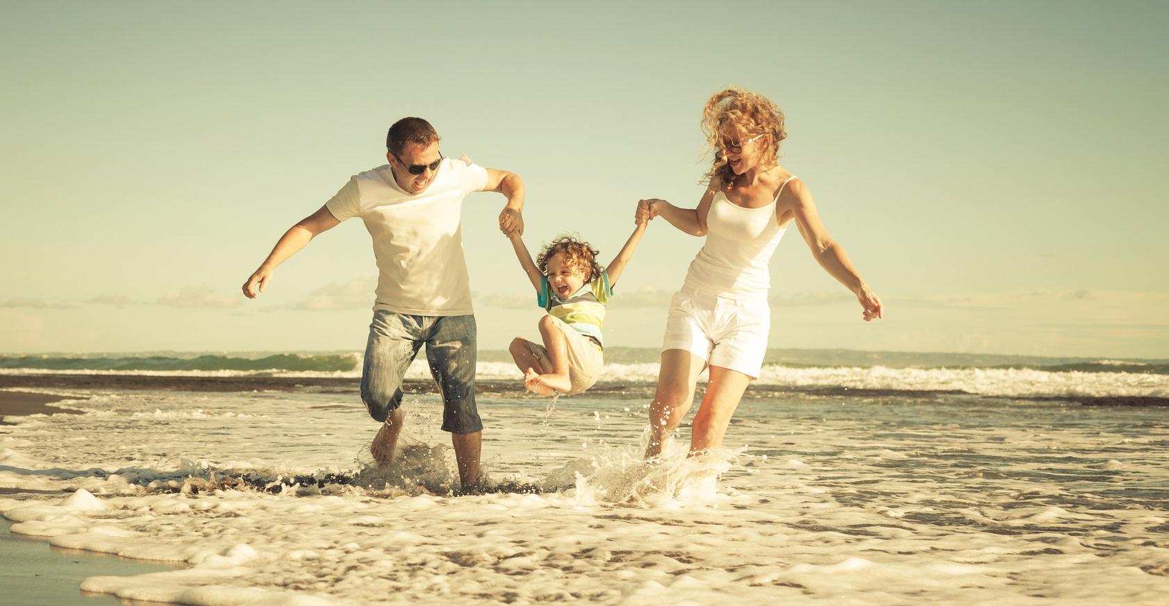 Zaštita od sunca za celu porodicu
