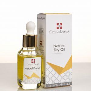 Natural dry oil